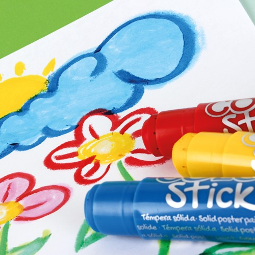 Color stick